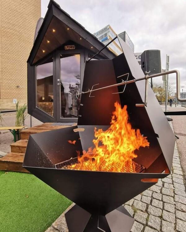 Teemant grill